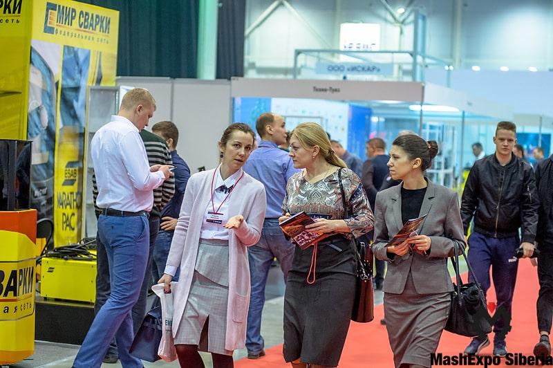 В Новосибирске прошла выставка MashExpo 2019 (3)-min
