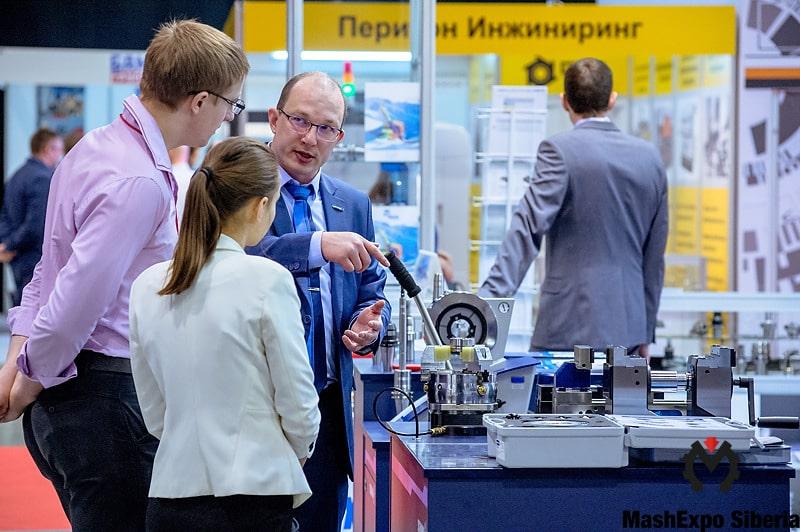 В Новосибирске прошла выставка MashExpo 2019 (7)-min